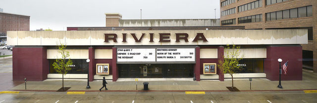 Movie theaters in souix city iowa