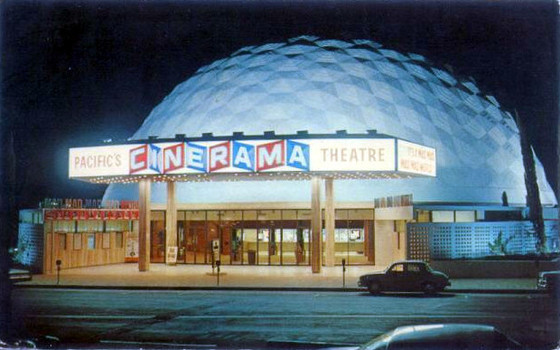 Cinerama Dome plays seven fan favorites - Cinema Treasures