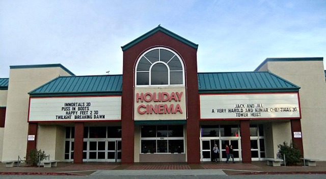 Stockton Holiday Cinema 8