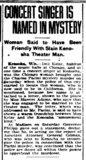 MAJESTIC Theatre; Kenosha, Wisconsin.