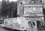 TOWNE Theatre; Milwaukee, Wisconsin.