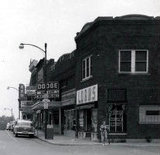 DODGE Theatre; Dodgeville, Wisconsin.