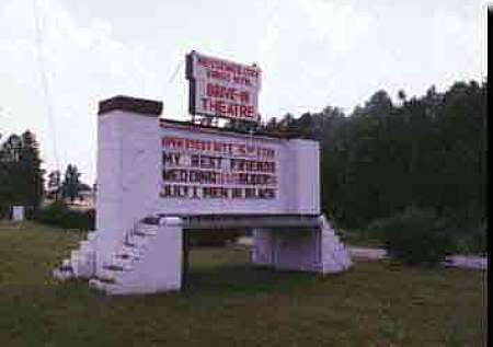 Bessemer City Kings Mountain Drive-In