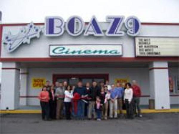 Boaz 9 Cinema