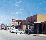 ZION Theatre; Zion, Illinois.