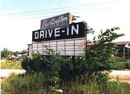 Burlington Drive-In