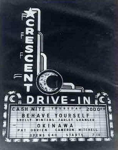 Crescent Drive-In