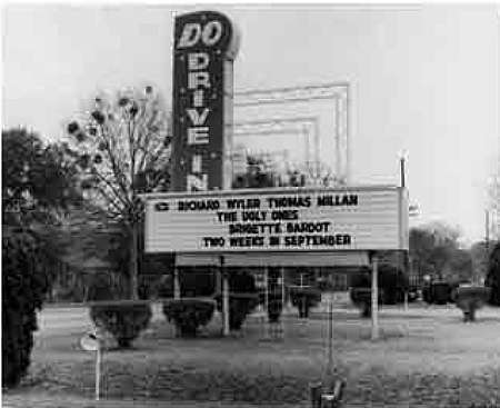 Do Twin Drive-In