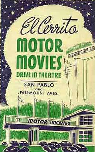 El Cerrito Motor Movies