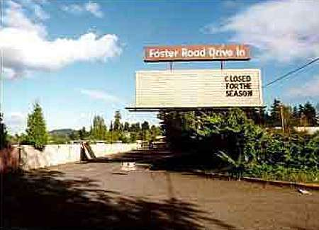 Foster Road Drive-in