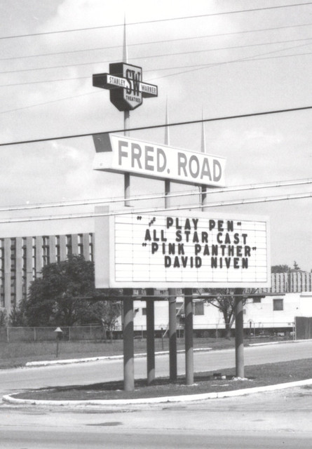 Fredericksburg Drive-In