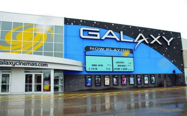 Galaxy Cinemas Prince Albert