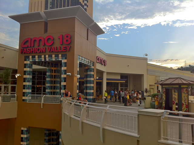 Theatre In Scottsdale Fashion Square