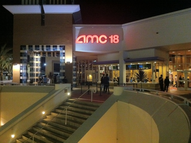 Amc theatres san diego fashion valley 20