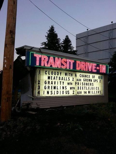 Transit Drive-In