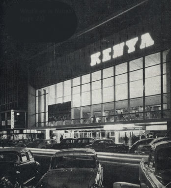 Kenya Cinema