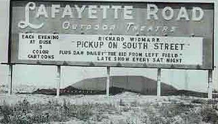 Lafayette Road Drive-In