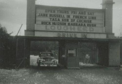 Lougheed Drive-In