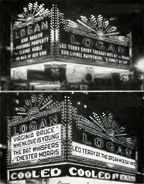 LOGAN Theatre; Chicago, Illinois.