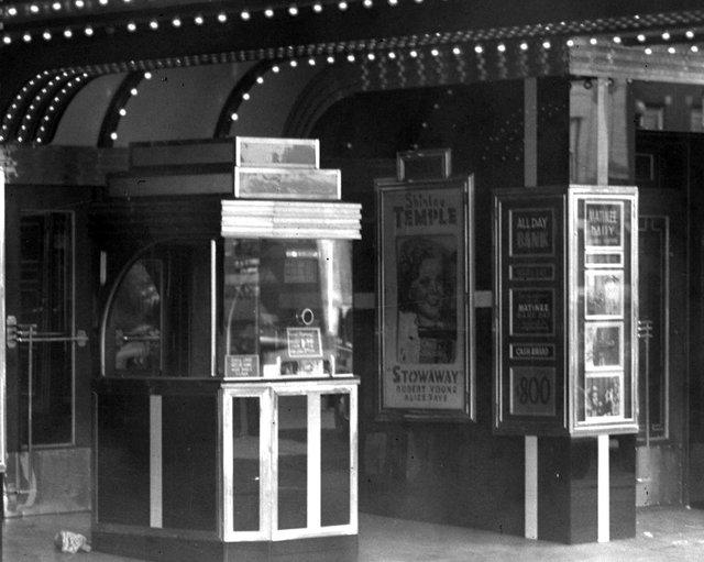 VILLAS Theatre; Cicero, Illinois.