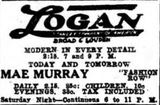 February 1st, 1924 grand opening ad