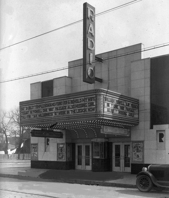 RADIO (HOME) Theatre; Chicago, Illinois.