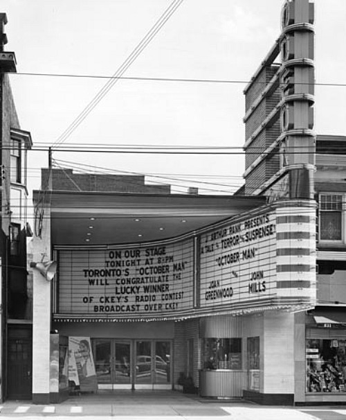 Odeon Danforth