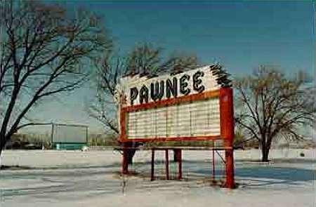 Pawnee Drive-In