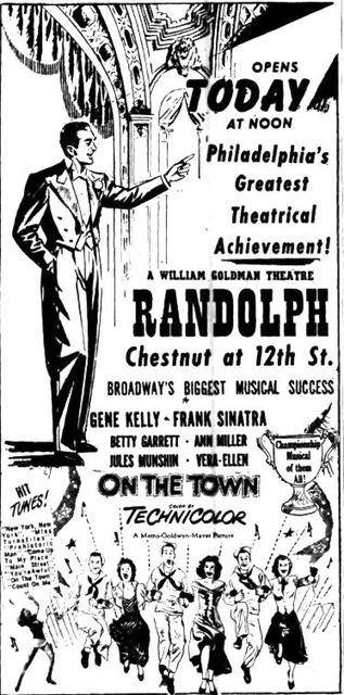December 24th, 1949 grand opening ad