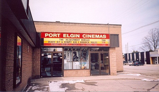 Port Elgin Cinemas