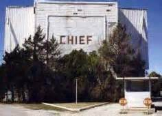Chief Drive-In, Chickasha, OK