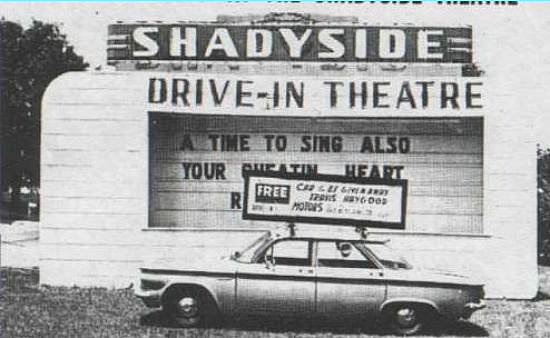 Shadyside Drive-In