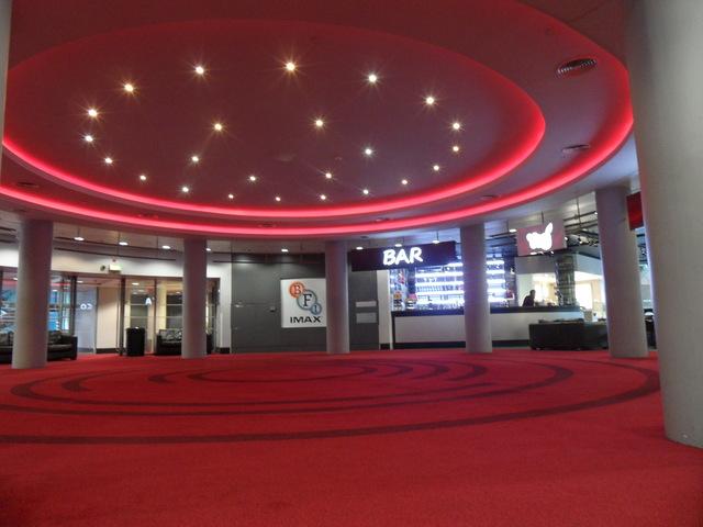 Odeon BFI London IMAX Cinema