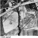 1953 aerial photo