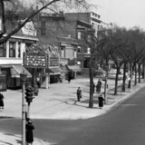 1937 photo courtesy of Mike Tuggle. Possible IDOT photo.