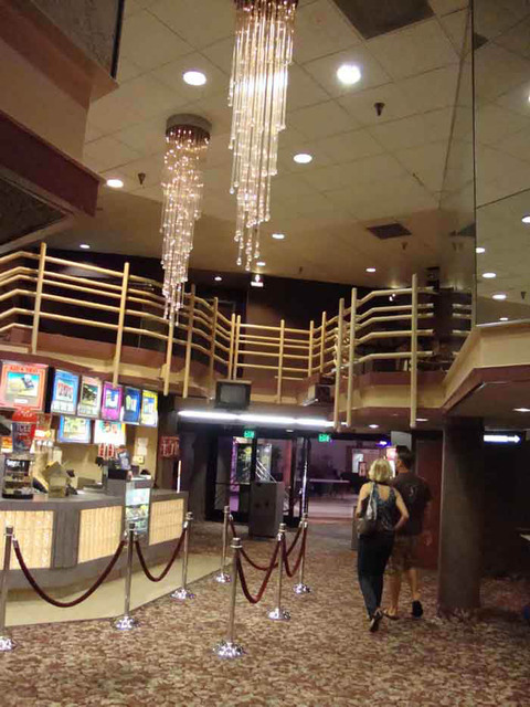 Laguna Hills Cinemas' Lobby
