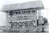 Wheeling Twin Drive-In