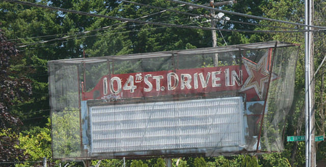 104th Street Drive-In