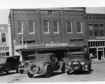Movietone Theater, Alva, OK