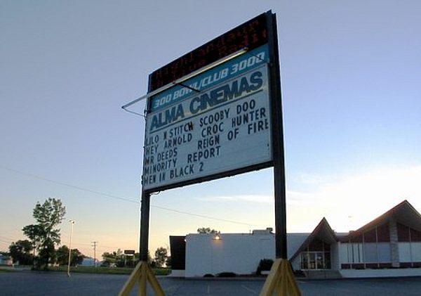 Alma Cinemas