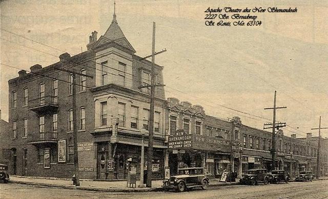 Apache Theatre