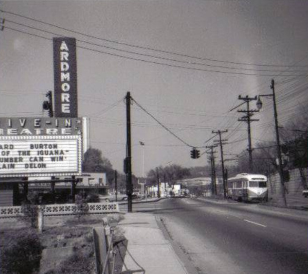 Ardmore Drive-In