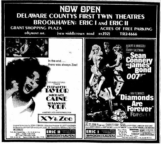 February 19th, 1972 grand opening ad