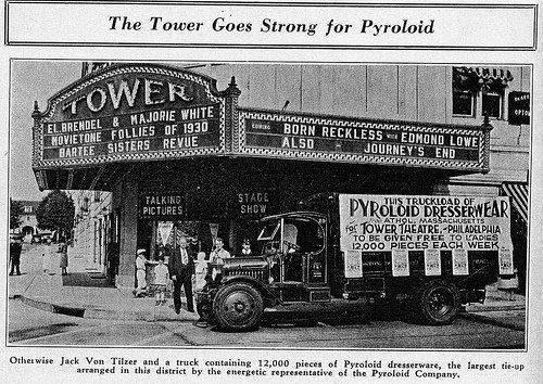 1930 image courtesy of Joseph Pultrone.