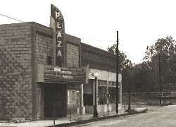 Plaza Theatre, Picher, OK  (Closed along with Condemned Town)
