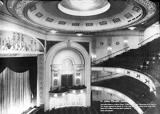 St. James Theatre