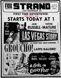 AD FOR LAS VEGAS STORY