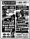 AD FOR BAD DAY AT BLACK ROCK