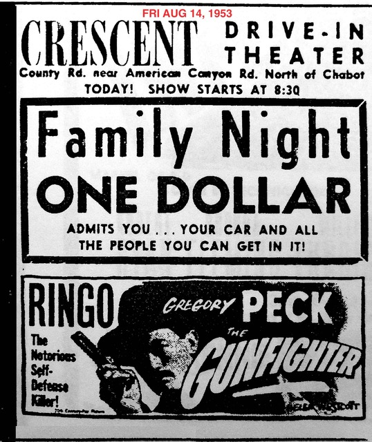 AD FOR THE GUNFIGHTER