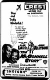 AD FOR THE McCONNELL STORY
